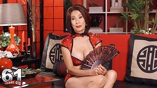 Getting To Know Kim Ahn, Our Cunning Asian 60plusmilf - Kim Anh - 60PlusMilfs